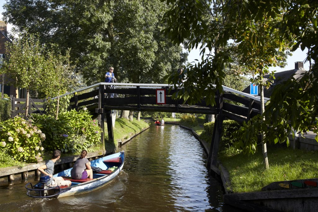 Route Giethoorn