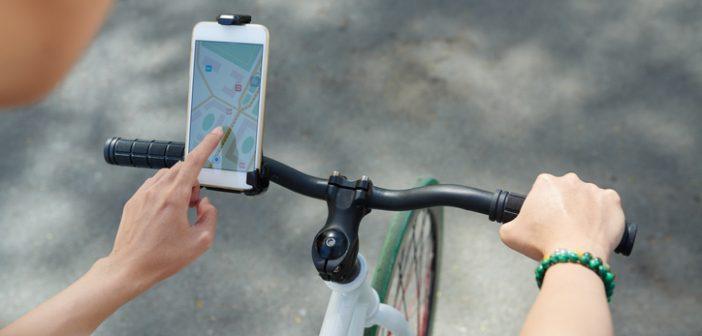 smartphone fiets