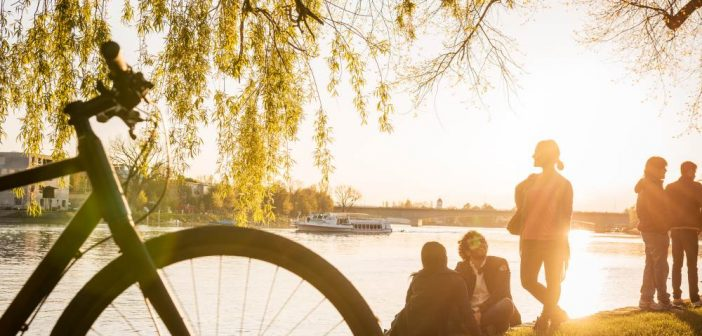 #Duitslandactief, zomers fietsen bij de Oosterburen