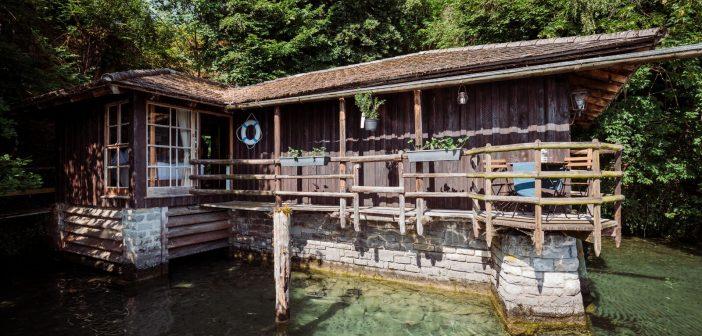 Nieuw: zomerse pop-up hotels in Zwitserse steden