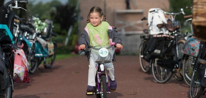 Veilig op de fiets naar school: nieuw meldpunt