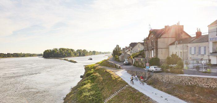Nieuwe website en gids voor Loire-routes