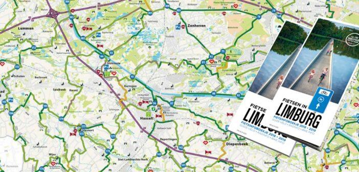Winnen: 20x fietskaarten Belgisch Limburg