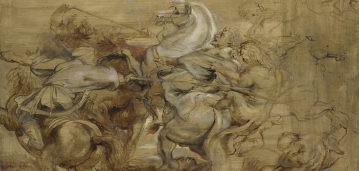 Grote Rubens expo met gratis route de Barokke Binnenweg