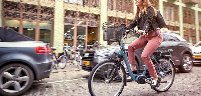 Duitse designprijs voor veilige e-bike