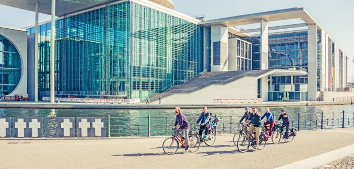 Onthouden: nieuw fietsgidsencollectief Hartje Berlijn