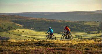 Om van te watertanden - promotiefilmpjes voor fietsrezien - North York Moors