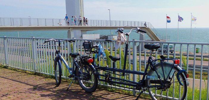 Afsluitdijk drie jaar lang afgesloten voor fietsers