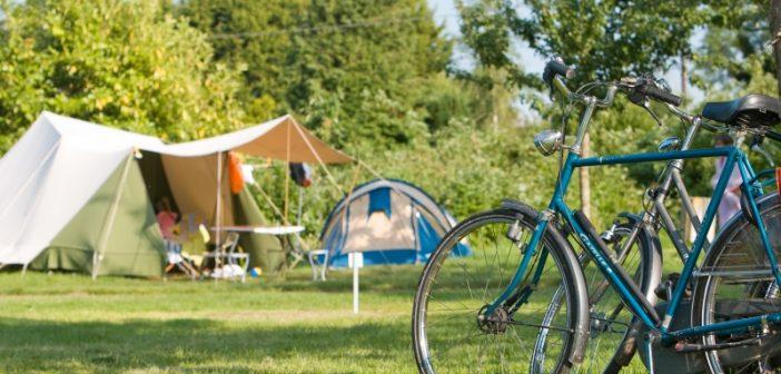 Da's handig: fiets-kampeervakantie zonder koken