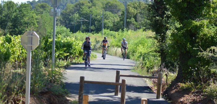 La Vigne à Vélo: wijngaardfietsen in de Var