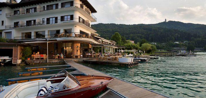 Fijn adresje in Oostenrijk: Hotel Linde aan de Wörthersee
