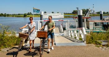 Gorinchem fietsroutes