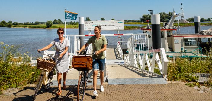 4 gevarieerde fietsroutes vanuit vestingstad Gorinchem