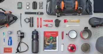 5x paklijst fietsvakantie: ik ga op reis en neem mee…