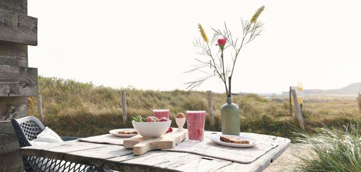 Zon, zee, strand: sfeervol slapen aan de Noordhollandse kust