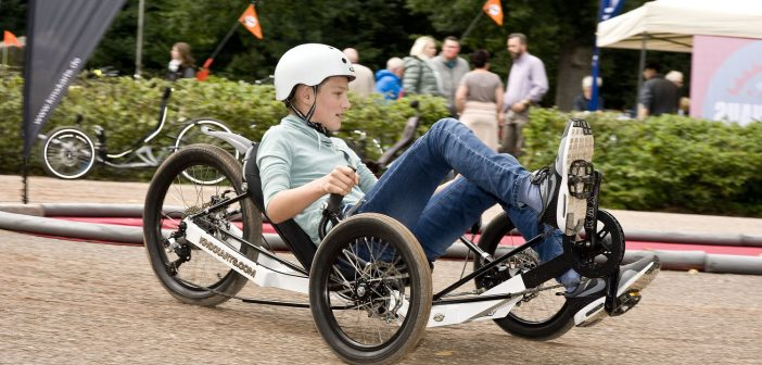 Grafschafter Fietsenfestival: 'fietse' in Duitsland