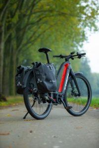 Vaude fietstassen
