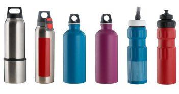 Een bidon zonder BPA, is dat beter?