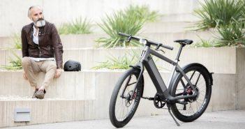 E-bike gezond