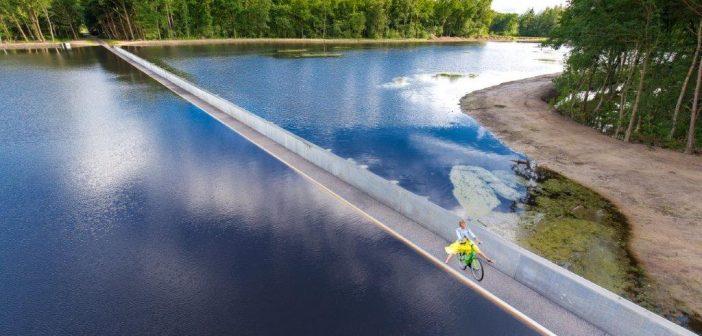 25 jaar fietsnetwerk Belgisch Limburg: nieuwe fietskaart en vakantiegids met gratis routes