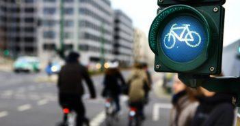 fietsen en corona