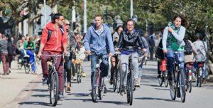 coronaproof fietsen
