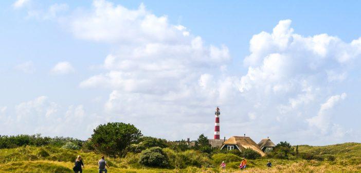 Route Ameland – Amelekkerland