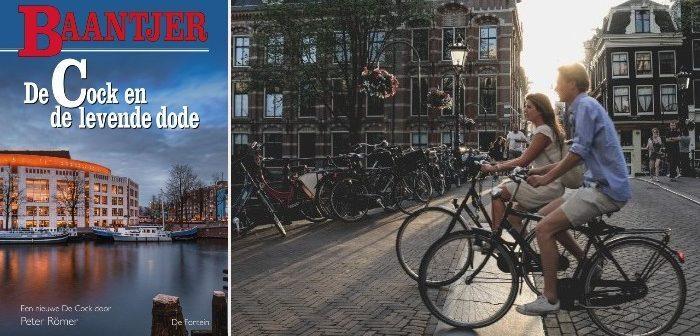 Het Amsterdam van Baantjer – win een boekenpakket!