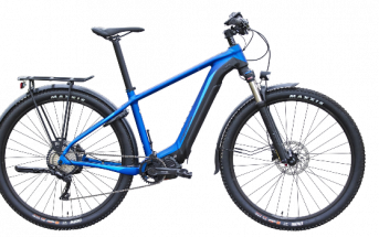 Merida eBig Nine 400 EQ e-bike