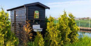 kampeerplek in Nederland