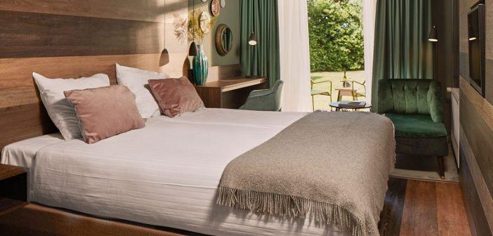 Fijn coronaproof hotel (met bungalows!): Prins Hendrik op Texel