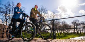 veilig fietsen op een e-bike