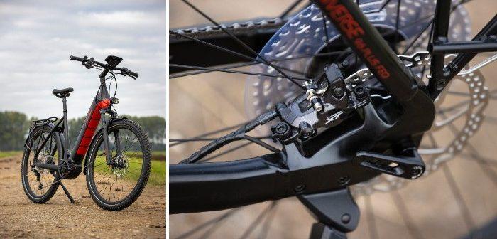 Stevens E-Universe 9.6 Plus FEQ e-bike Proefrit