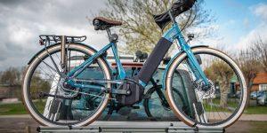 E-bike beschermen