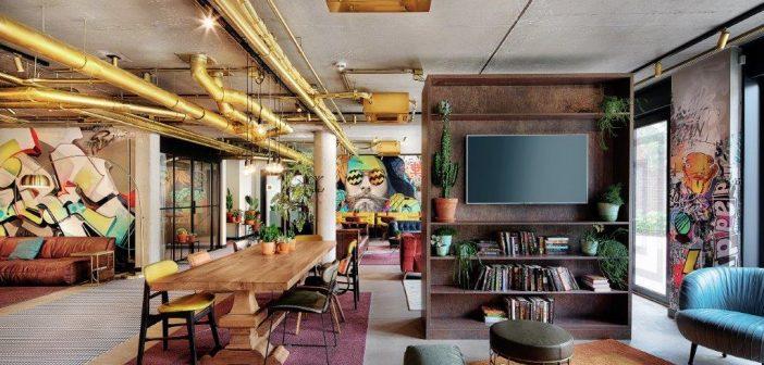 Lekker eigenwijs hotel: Hotel The Match in hartje Eindhoven
