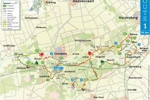 route 1 - Ommen
