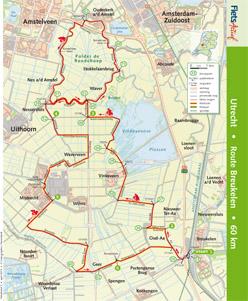 Route Breukelen
