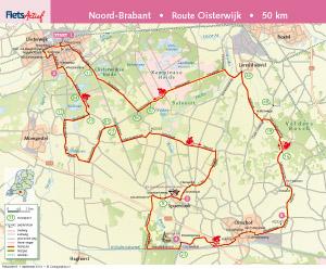 Gps Oisterwijk FietsActief 6-2014