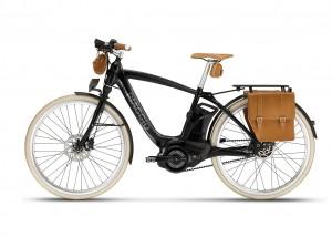 Klassiek Italiaanse retro-feel van de We-Bike Comfort Plus 2