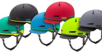 Hippe helmen van Nutcase