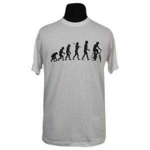 Cyclette T-shirt. Meer leuke cadeaus voor fietsers op cyclocadeau.nl