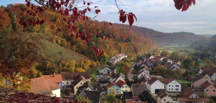 Fietsvakantie vanuit een Duits kasteel