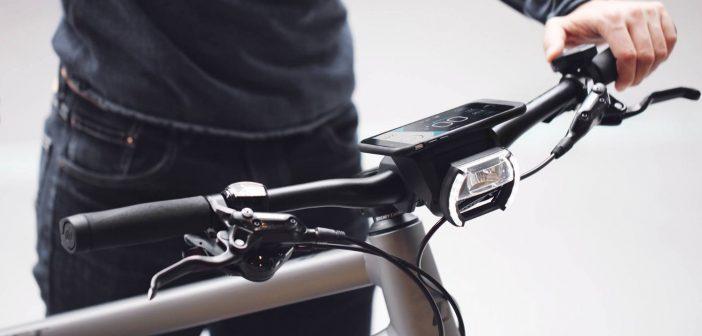 Smartphone wel slim gebruiken op de fiets