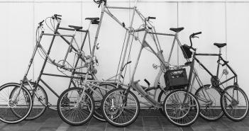 Pakkende korte film van fanatieke fietsgekken