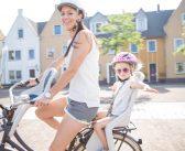 Kind of kleinkind mee op de fiets?