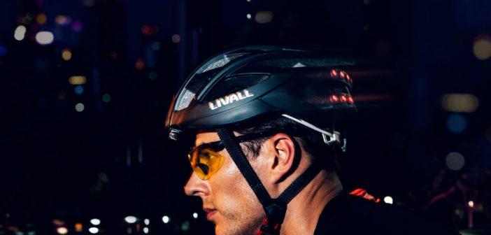 Slimme helm van Livall