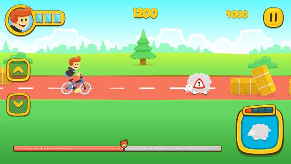 Veilig gebruik van smartphone op de fiets – dankzij een app